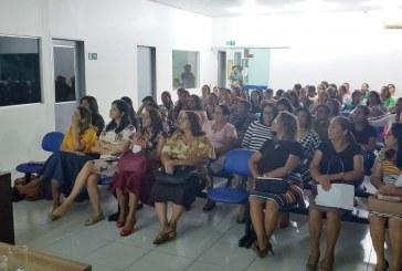 Equipe Técnica do Programa Família Acolhedora Apresenta o PFA em Evento de Instituição Religiosa