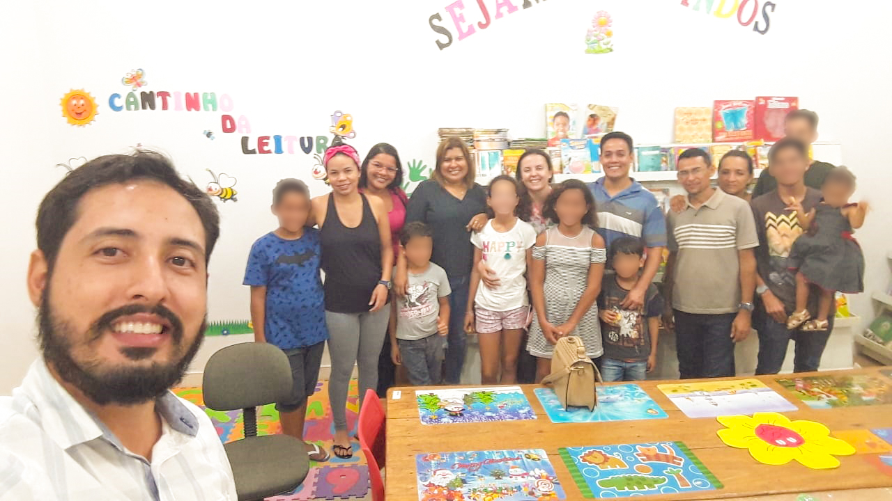 EQUIPE DO SERVIÇO DE ACOLHIMENTO FAMILIAR REALIZA A PRIMEIRA CAPACITAÇÃO PARA FAMÍLIAS ACOLHEDORAS DE 2019