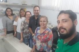 EQUIPE TÉCNICA DO SAF RECEBE TÉCNICOS DE CANAÃ DOS CARAJÁS