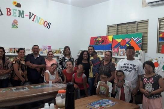 MAIS 3 FAMÍLIAS CAPACITADAS NO SERVIÇO DE ACOLHIMENTO FAMILIAR